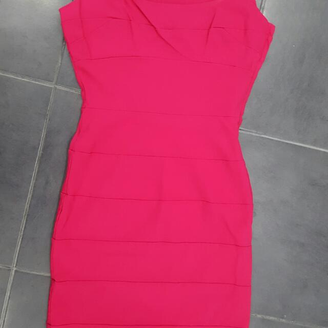 Pink Guess By Marciano Dress Size Small
