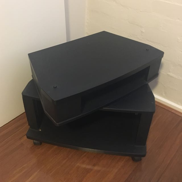 Pivot TV Table / Entertainment Unit