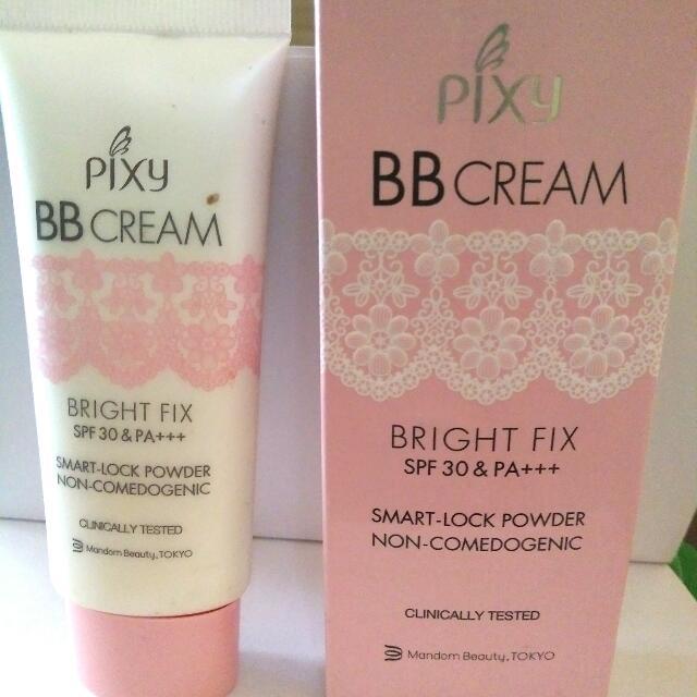 pixy bb cream shade cream