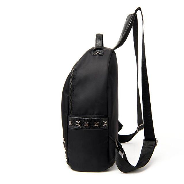 [PO] Black Shoulder Backpack
