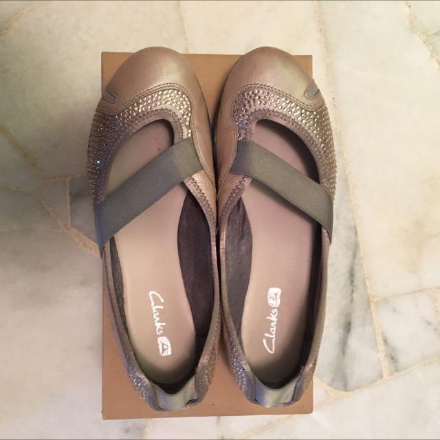 Preloved Clarks's Idyllic Gem Lady shoes