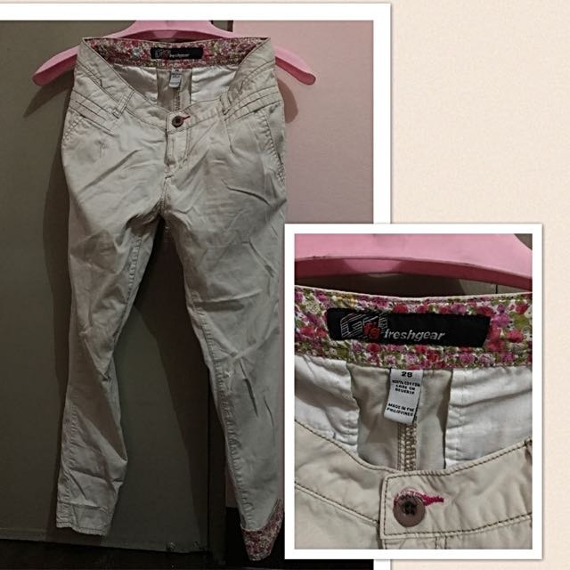 REPRICED Pre-loved Freshgear Pants