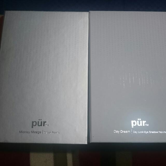PUR Glitz & Glam | Artist Palettes For Eyes & Cheeks