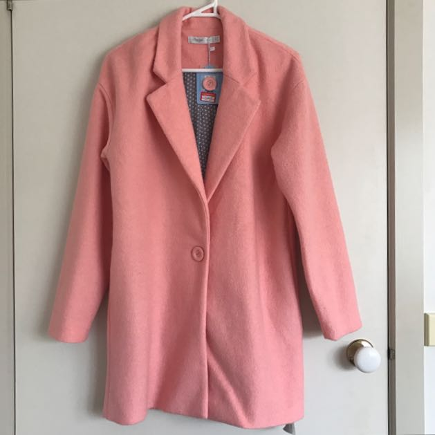 QUIRKY CIRCUS COAT (Myer)