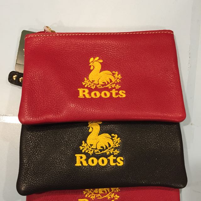 🎊【現貨】Roots金雞報喜手拿包🎊