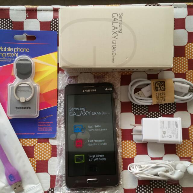 Samsung Grand Prime Android Phone
