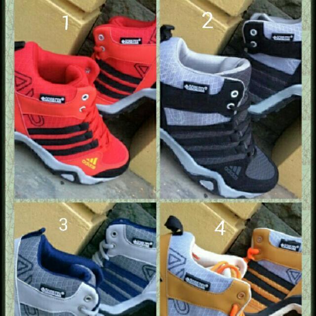 Sepatu Adidas Ax2 High 8bc6de4f7f