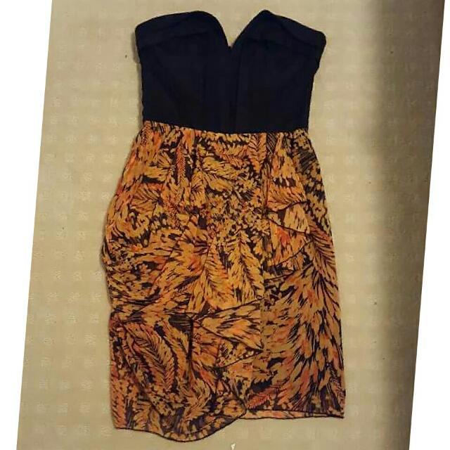 Sheike Havanna Dress - Size 10