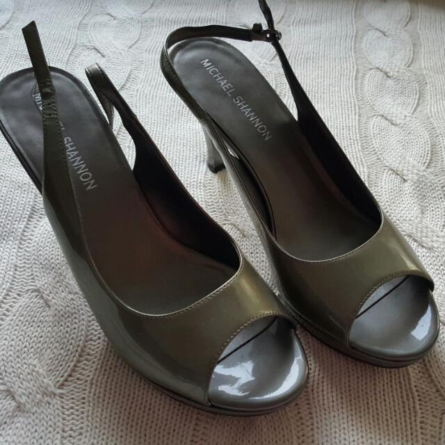 Shoes Slingback Heels