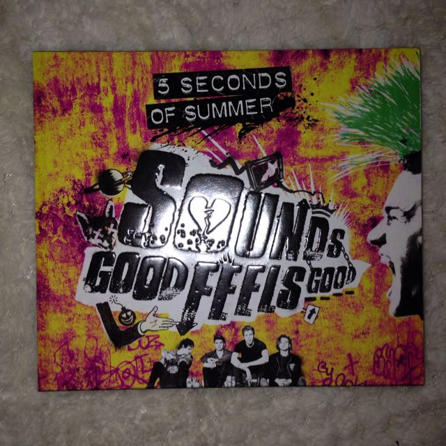Sounds Good Feels Good Album For SALE
