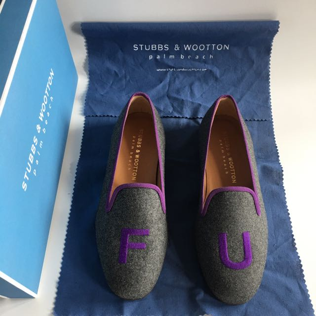 Stubbs and Wootton Shoes Size 39 39,5
