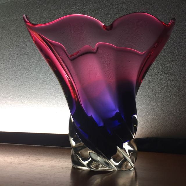 MAKE AN OFFER Vintage Mid Century Murano Vase