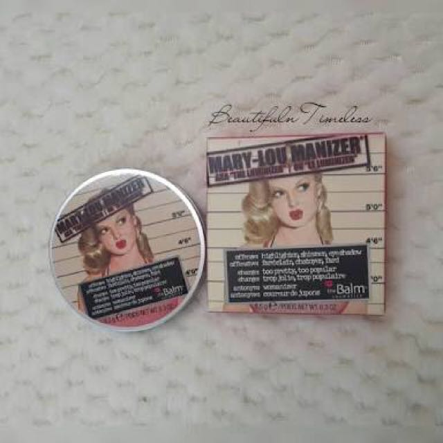 The Balm - Mary Lou Manizer Highlighter