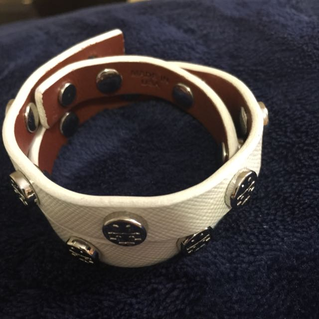 TORY BURCH AUTHENTIC wrap around Bracelet