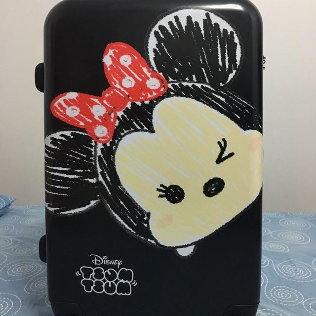 Tsum tsum26吋行李箱