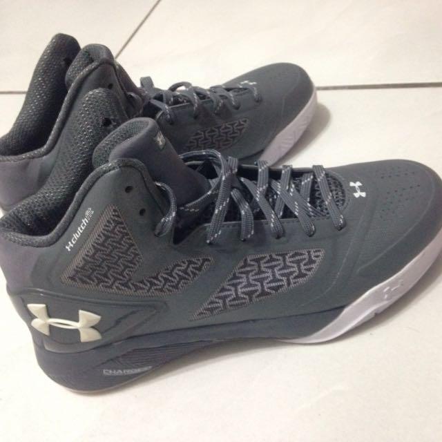UA Curry高筒籃球鞋