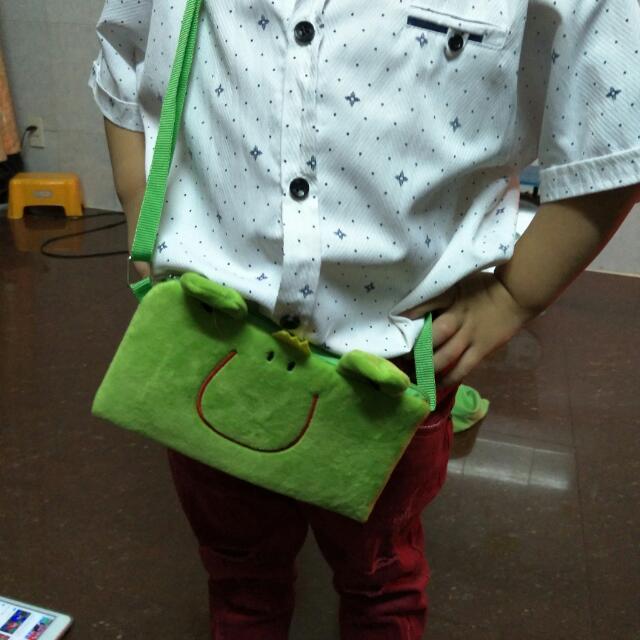 Unisex Kids Bags