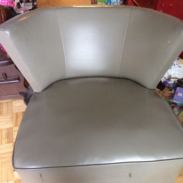 Vintage Spin Chair