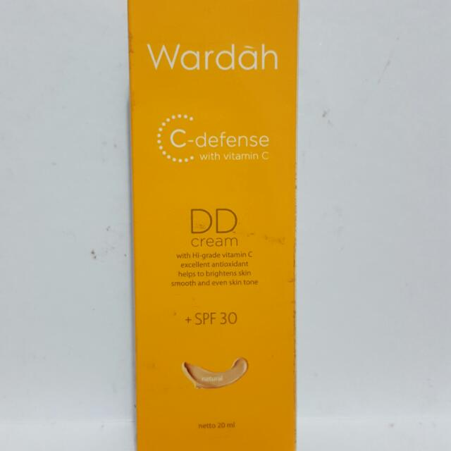 Wardah C-Defense DD Cream