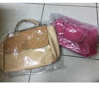 兩個手提包