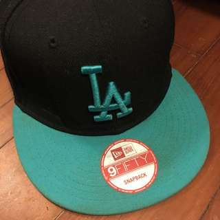 SnapBack La 棒球帽 後扣式