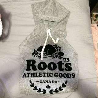 Woman's Boyfriend Fit Roots Sweater