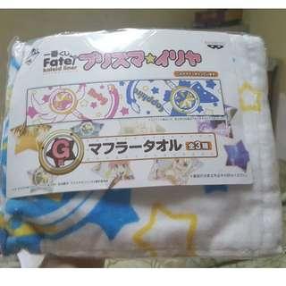 Fate Illya Muffler Towel (Magical Ruby Sapphire)