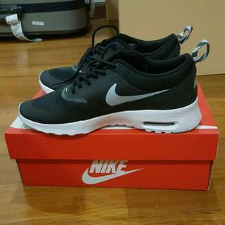 ORIGINAL NIKE AIR MAX THEA BLACK COLOUR (NEW)