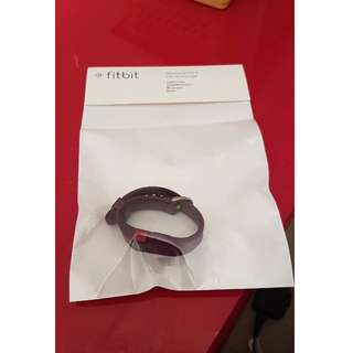 Brand New Small Fitbit Charge HR in Purple