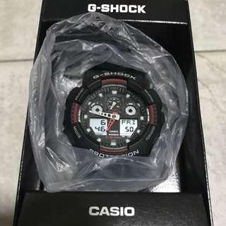 G -Shock GA100