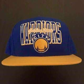Mitchell And Ness Golden State Warriors Snapback