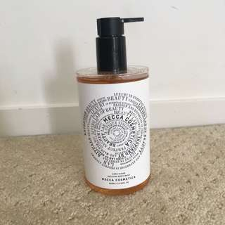 MECCA COSMETICA BODY WASH