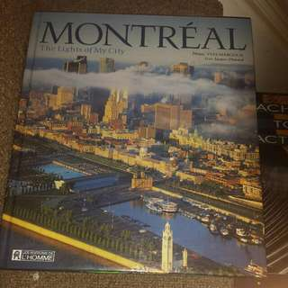 Montreal Photo Book