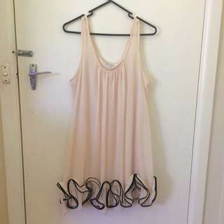 100% Chiffon Dress