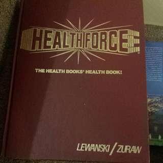 The Health Books Health Book