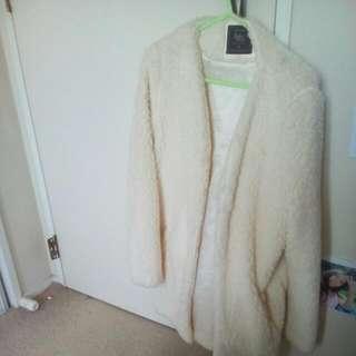 Cotton On Fur Coat