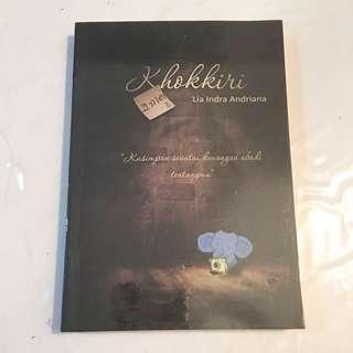 Khokkiri by Lia Indra Andriana