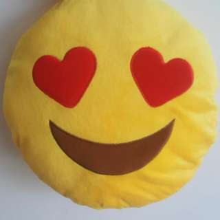 A Emoji Pillow