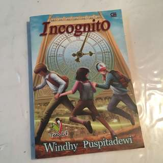 Incognito by Windhy Puspitadewi