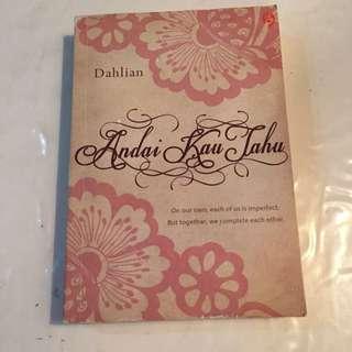 Andai Kau Tahu by Dahlian