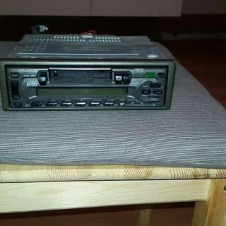 Stereo Kenwood cassette for Car