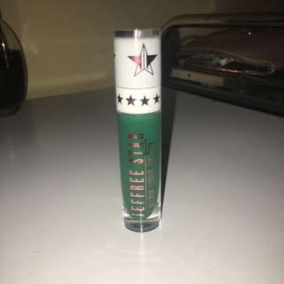 AUTHENTIC Mistletoe Jeffrey Star Liquid Lipstick