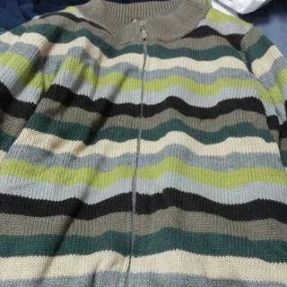 M號針織外套