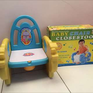 Baby Chair Closestool