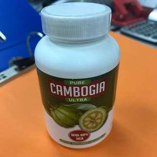 Pure Cambogia Ultra - Slimming