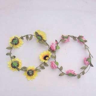 Flowercrowns 🌺🌻