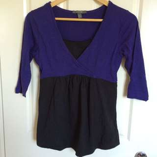 Comfy Patch breastfeeding top