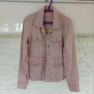 Parka/Blazer Pink