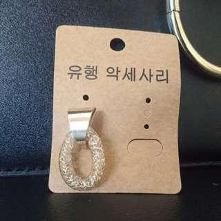 🚚 單耳款 防敏耳環