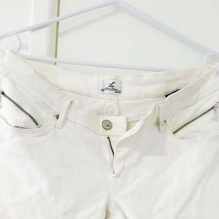 Brand New Lee White Jeans